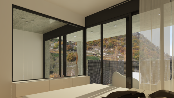 TIKEO atelier d'architecture - Vh_n124/my_21_01 - vivre