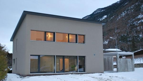 TIKEO atelier d'architecture - Vh_n44/ct - vivre