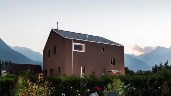 TIKEO atelier d'architecture - Vh_t70/ct - vivre