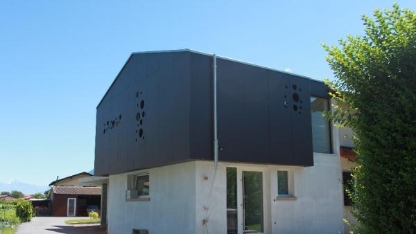 TIKEO atelier d'architecture - Vh_t86/sn - vivre